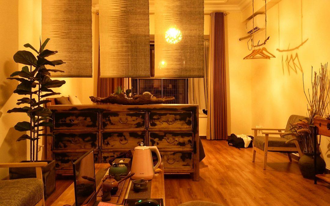 Inreda liten lägenhet