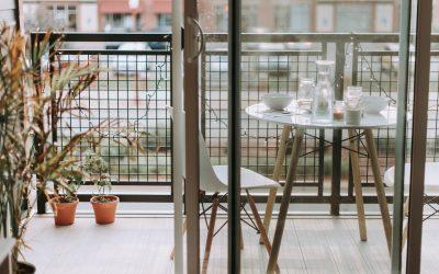 Inredning balkong 2020