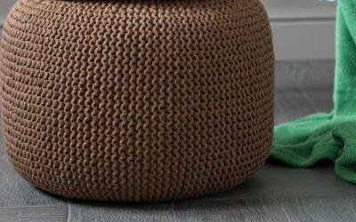 Sittpuff – med förvaring, i sammet och unika designer